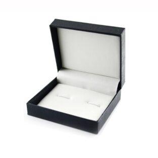 קופסת אריזה: קופסת תכשיטים מהודרת שחורה