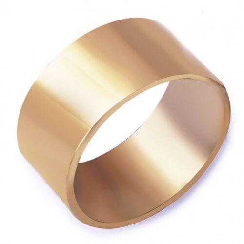 טבעת נישואין גולדפילד 18 קרט מידה: 10